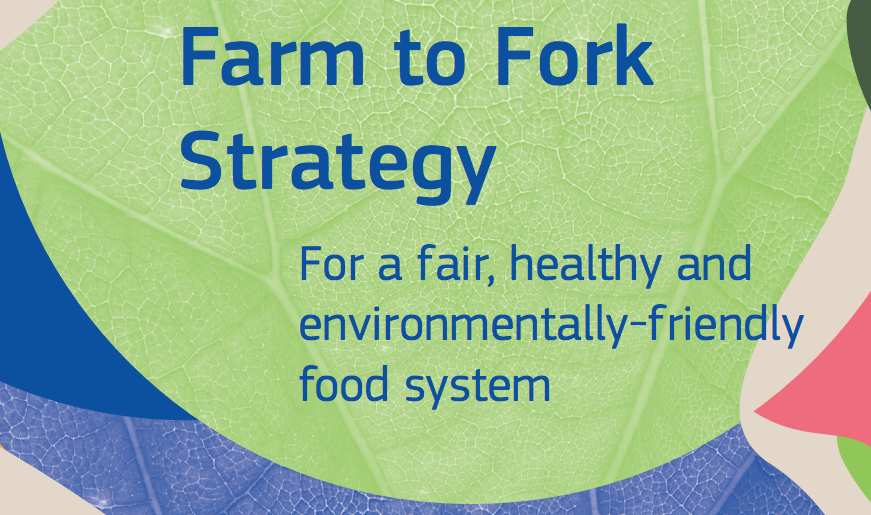 cover rapporto europeo Farm to Fork